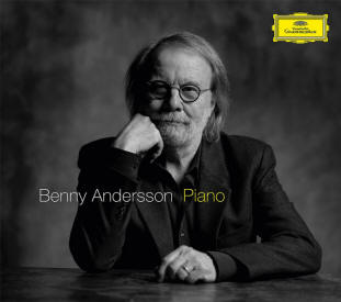 Benny Andersson Piano CD