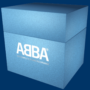 ABBA - The Complete Studio Recordings - click here to see the whole set (images: ABBA - The Site)