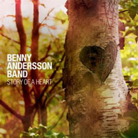 Benny Andersson Band · Story Of A Heart · mini site