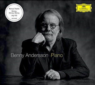 Benny Andersson Piano Deluxe Edition CD