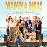 MAMMA MIA! HERE WE GO AGAIN The Movie Soundtrack Featuring the Songs of ABBA CD/DL/2LP
