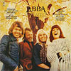 ABBA Greatest Hits LP Israel 1976