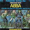 ABBA Greatest Hits LP Mexico 1976