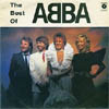 The Best Of ABBA LP Poland 1987