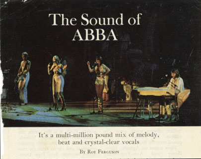 The Sound of ABBA