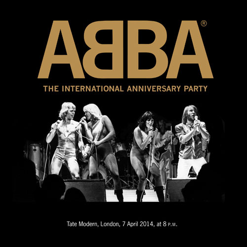 ABBA - The Official Anniversary Party