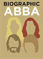 Biographic ABBA book by Viv Croot