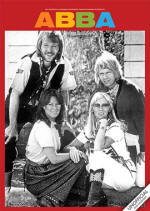 An Unofficial Calendar Containing Twelve Stunning Pictures Of ABBA Calendar
