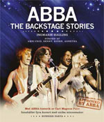 ABBA: Backstage Stories book by Ingmarie Halling with Carl Magnus Palm (Swedish edition)