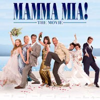 MAMMA MIA! THE MOVIE mini-site