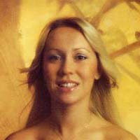 Happy birthday dear Agnetha!