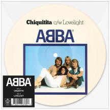Chiquitita / Lovelight picture disc single