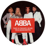 Take A Chance On Me/I'm A Marionette 7 inch single picture disc