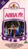 ABBA - The Movie VHS UK 1987